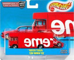 Hot Wheels X Supreme Car Culture Team Transport Preorder