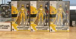 Hasbro Yellow Ranger Lighting Collection Kimberly