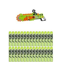 Nerf Zombie Strike Brainsaw Blaster with Nerf Zombie Strike